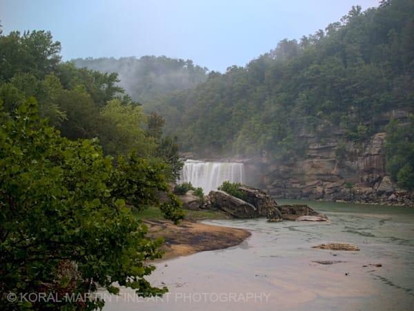 Cumberland Falls Photograph 9732 | Kentucky Photography | Koral Martin Fine Art Photography