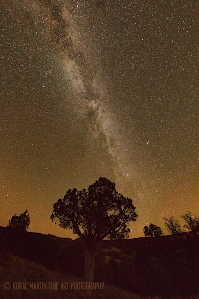 Milky Way Photograph 8972  | Night Photography | Koral Martin Fine Art Photography