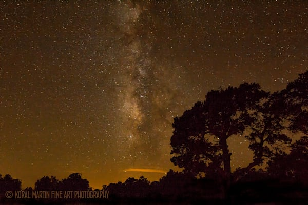 Milky Way Wild Rivers Photograph 0092  | Night Photography | Koral Martin Fine Art Photography
