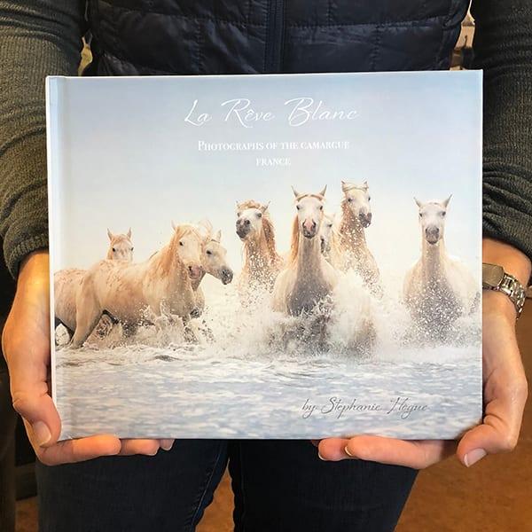 """""""La Rêve Blanc"""" Photographs of the Camargue"""