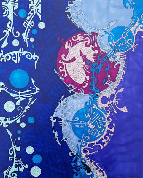 Blue Notes Art | Chris Gray Art