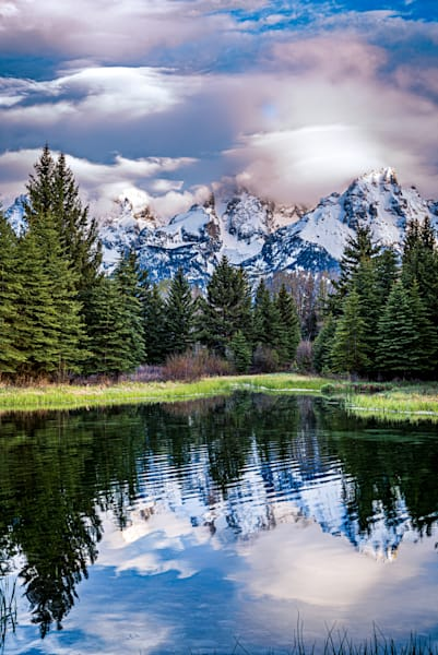 Teton Tranquility Photography Art | Gingerich PhotoArt