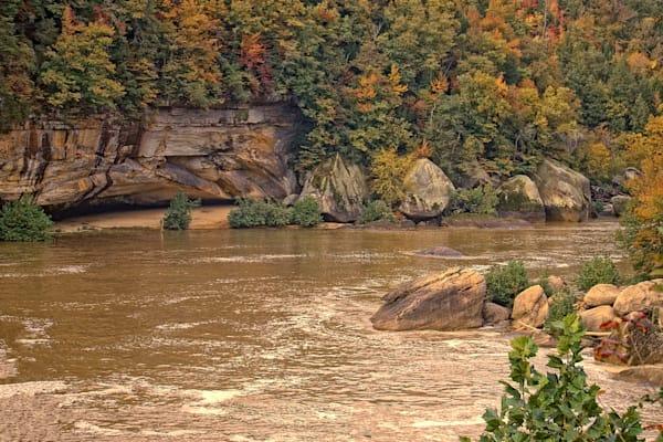 Cumberland Falls - 10-10-14
