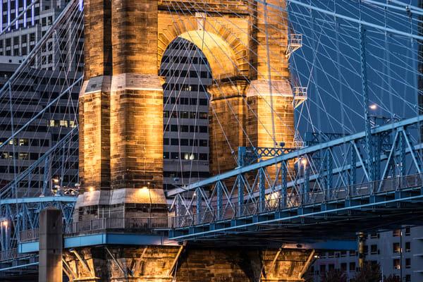 John A. Roebling Suspension Bridge   Dsc6011 Art   No Blink Pictures, LLC