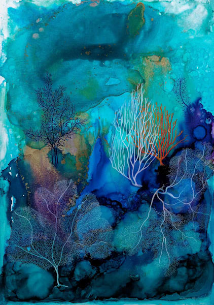 Opal Coral Reef