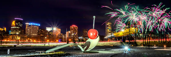 Holidazzle Minneapolis 2 - Minneapolis Spoon and Cherry | William Drew