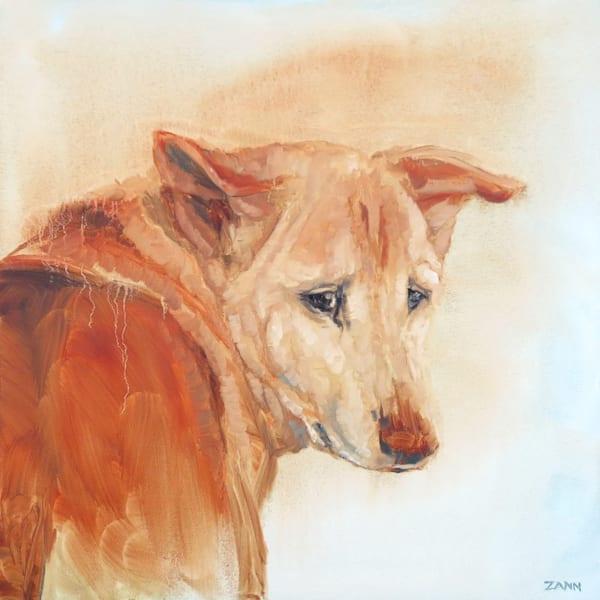 Old Corgi Art | Van Isle Dog Art
