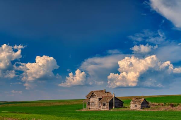 Abandoned Under Sunny Skies by Rick Berk
