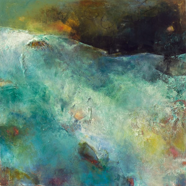 Take The Plunge by Sharon Kirsh | SavvyArt Market original paintings