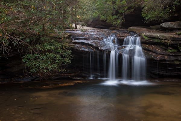 Carrick Creek Falls, NC