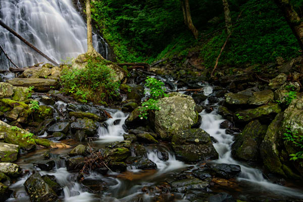 Crabtree Falls, Blue Ridge Pkwy, NC