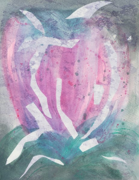 Abstract Prints From Original Paintings