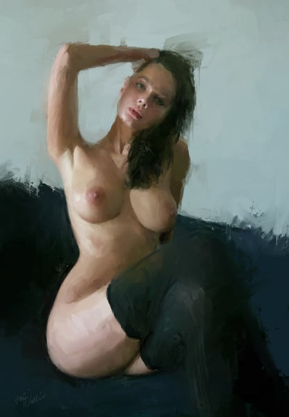 Exquisite Shape by Eric Wallis.