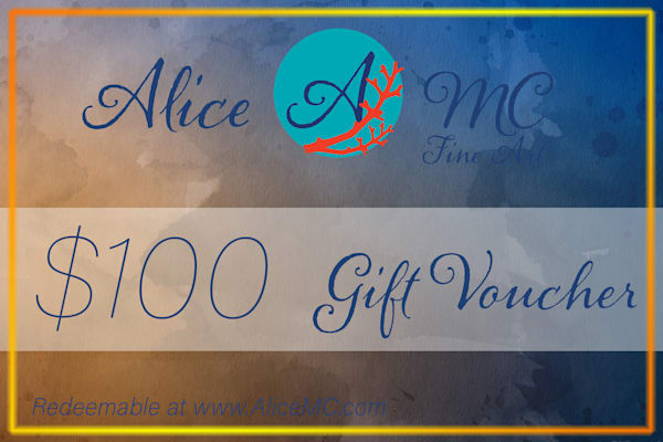 $100 Gift Card | Alice MC