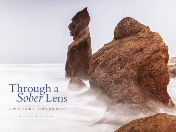 """Through A Sober Lens"" Book Preorder with 5x7 Print"