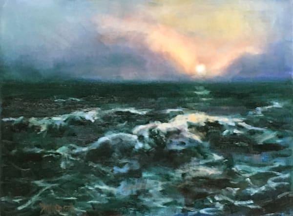 Mediterranean Sunrise Art | donaldhildreth
