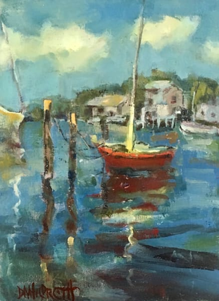 Menemsha Harbor Art | donaldhildreth