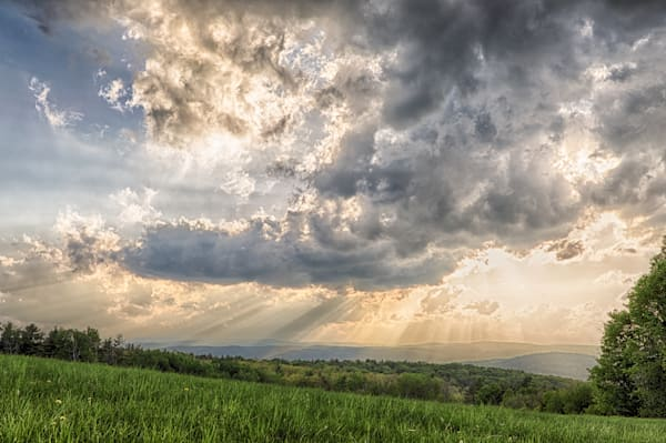 The Sky Is Full   Fine Art Landscapes & Cloudscapes   Nathan Larson Photography