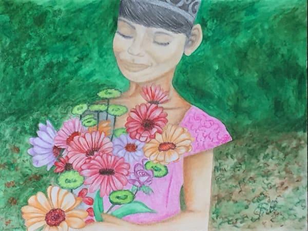 little girl #1