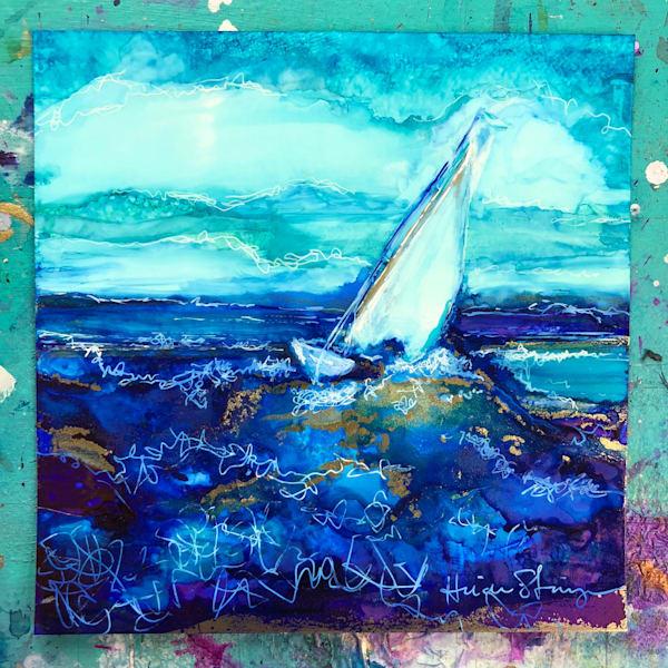 Sail | Heidi Stavinga Studio