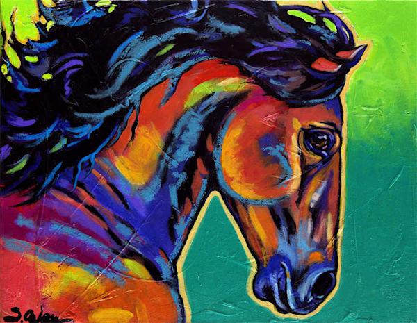 Spirit Art | Sally C. Evans Fine Art