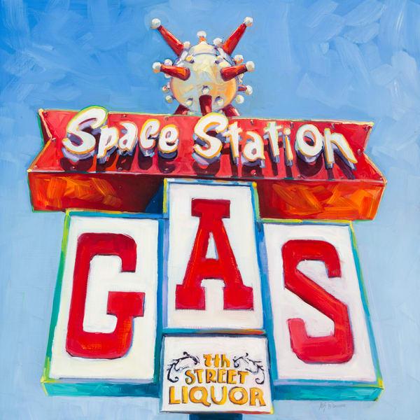 Gas Art   photographicsart