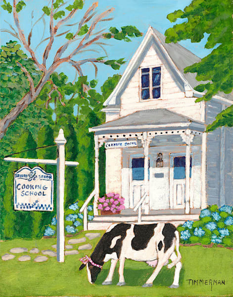 Barb Timmerman fine art prints of Door County, WI, Florida, Italy and France.