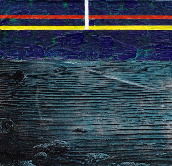 Aqua Horizon Art | Perry Rath Arts