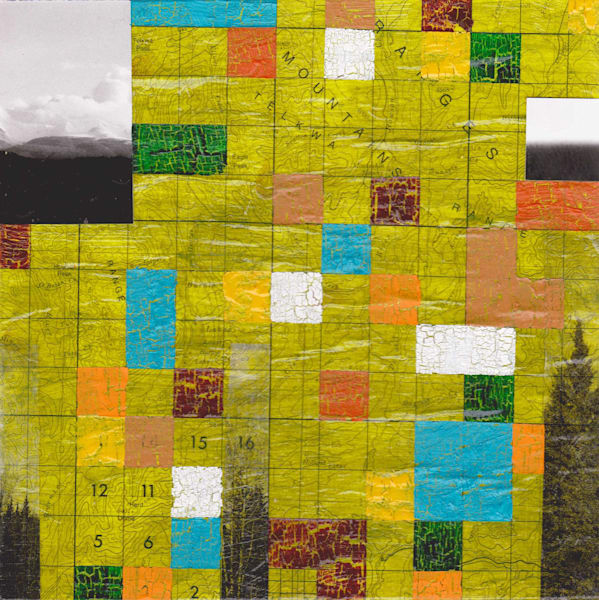 Geographic Sense Art | Perry Rath Arts