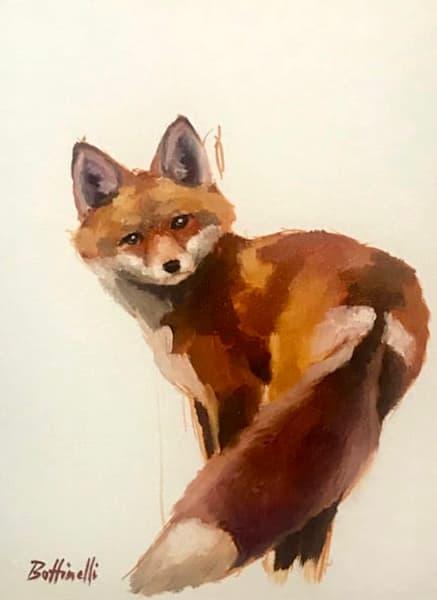 Red Fox - Original