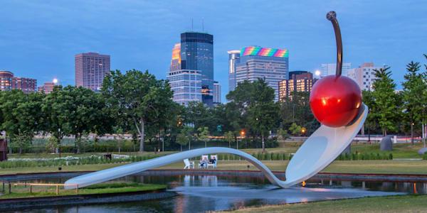 Cherry Spoon Minneapolis Pride - Minneapolis Spoon and Cherry