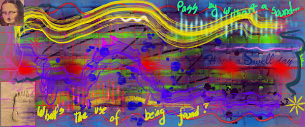 The Sense of Possibility Digital Art by Todd Breitling
