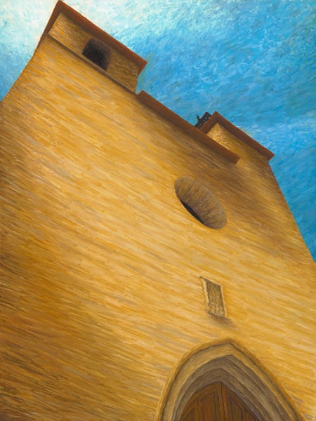L'eglise de St Léger