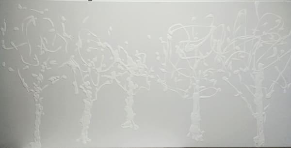 White on White by Briar Emond | SavvyArt Market