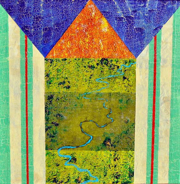 Blue Vein Art   Perry Rath Arts