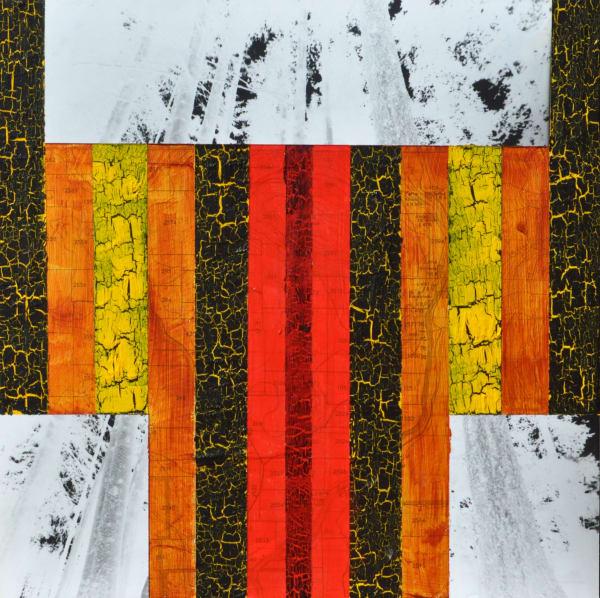 3.Follow The Ancients 6x6 Art | Perry Rath Arts