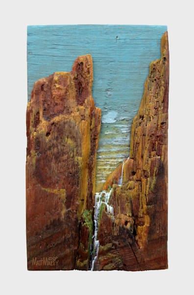 High Falls | Matt Maley | Roost Artist