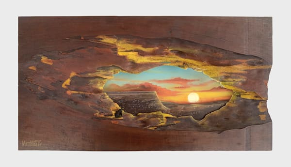 Bearing Witness | Matt Maley | Roost Artist