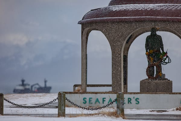 Jeff Adams Photography - Art Prints - Seafarer's Memorial