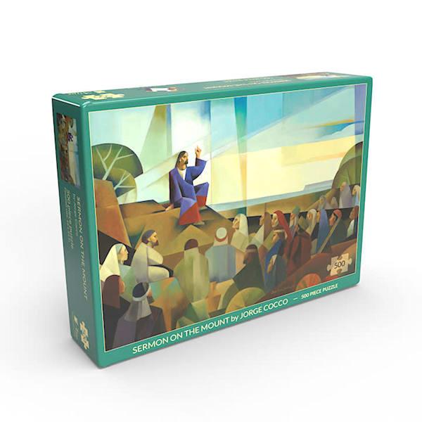Sermon on the Mount 500 piece puzzle