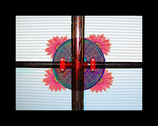 Urban Cross for Sale as Fine Art