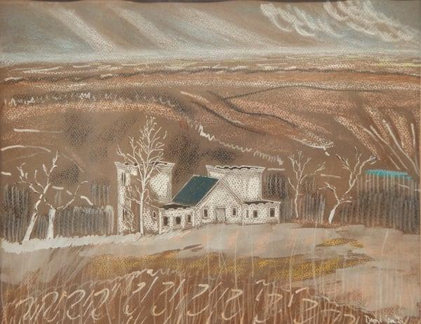 'hillside Retreat New York Finger Lakes' Art | Cera Arts