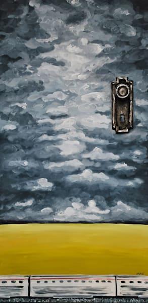 Doorway To A New Journey Art | Alison Galvan Fine Art