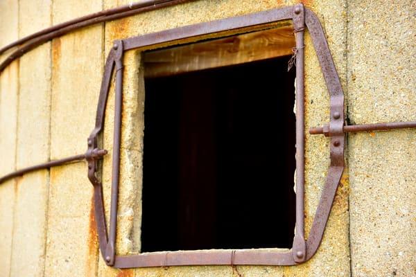 Silo Check Window
