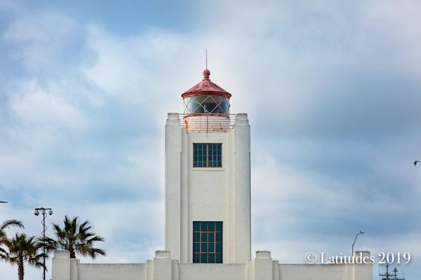 """Hueneme Lighthouse"""