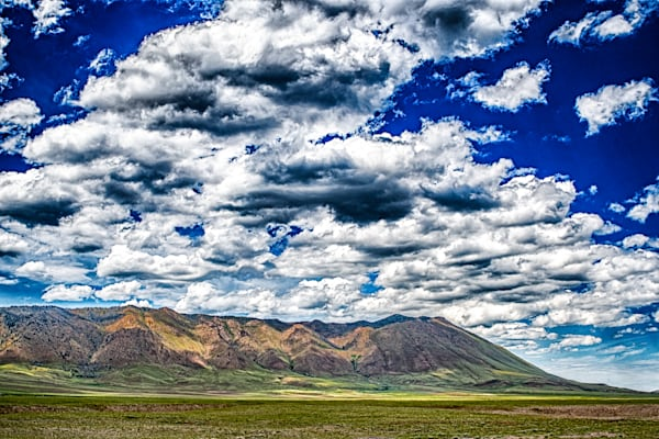 High Plains Mountain