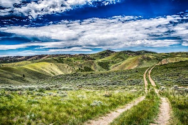 Road To Yonder Art | Artist David Wilson