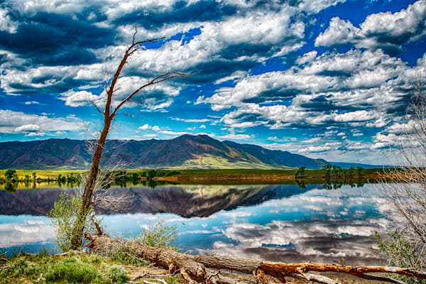 Ranch Lake Photography Art | Artist David Wilson