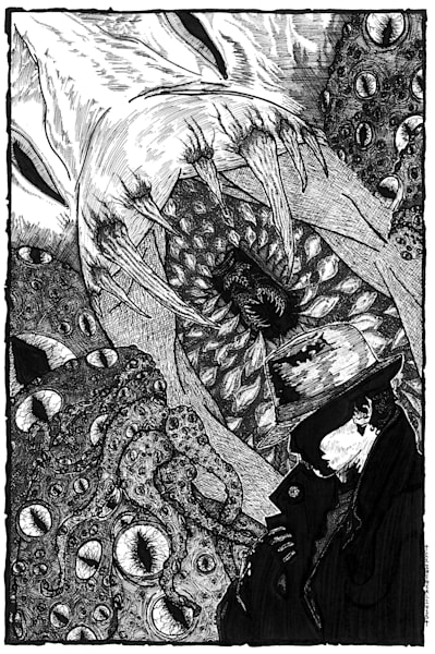 Shoggoth and Investigator