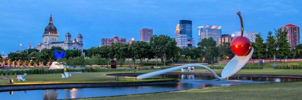 Minneapolis Pride Cherry Spoon - Spoon Bridge Art | William Drew Photography